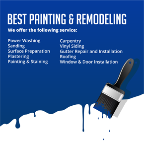 Painting Contractor in Rhode Island