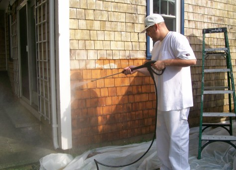 Powerwashing Service in Rhode Island